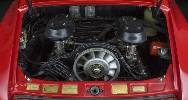 Porsche 911 S 1967 Moveo Classics