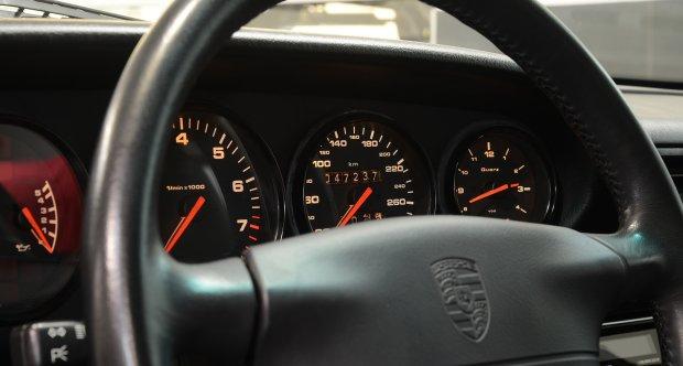 Porsche 993 Carrera RS Pannhorst Classics