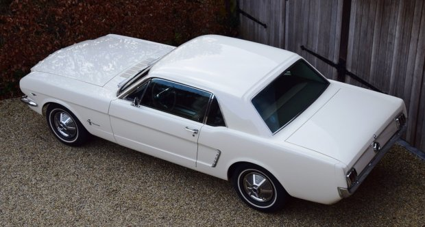 Ford Mustang 260 Coupé 1964