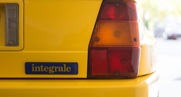 1994 Lancia Delta HF Integrale EVO2 «Giallo Ginestra»