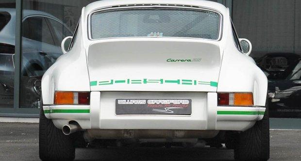 1984 Porsche 911 RS Backdate for sale