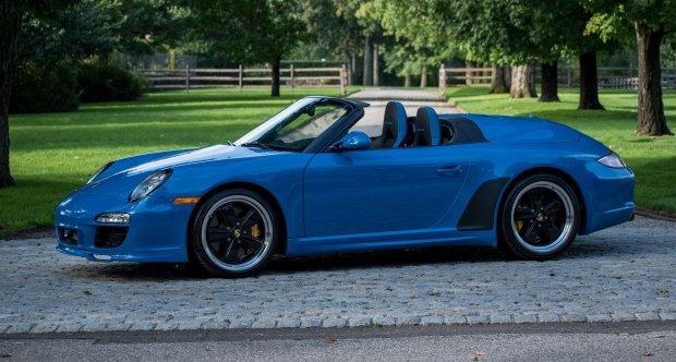 2011 Porsche 911 Speedster Classic Driver Market