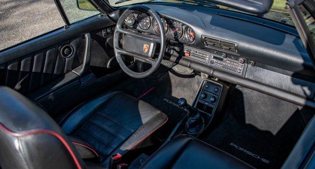 1989 Porsche 930 Slantnose Cabriolet
