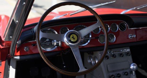 1962 Ferrari 250 GTE (LHD)