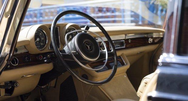 Mercedes-Benz 600 Pullman Four Door Version