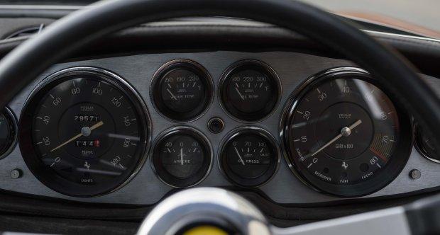 1971 Ferrari 365 GTB/4 Daytona (RHD)