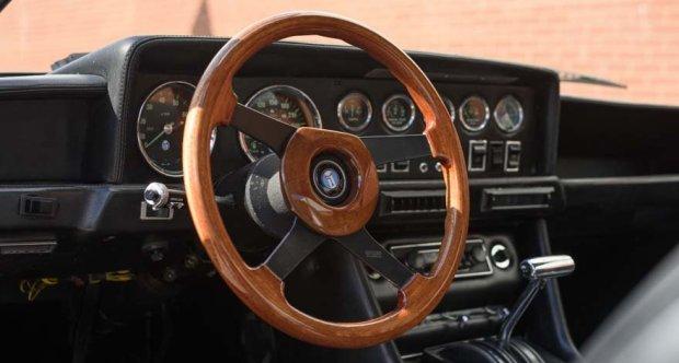 1974 De Tomaso Longchamp GTS Coupe