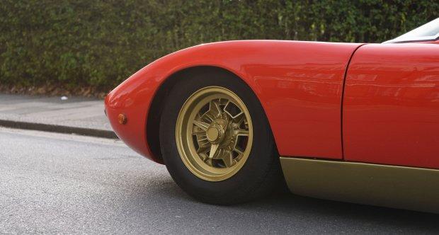 1971 Lamborghini Miura P400 SV (LHD)