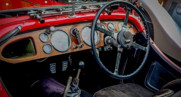 Ecurie Bertelli Aston Martin 15/98