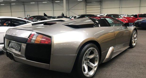 2006 Lamborghini Murcielago 6 2 Roadster Classic Driver Market