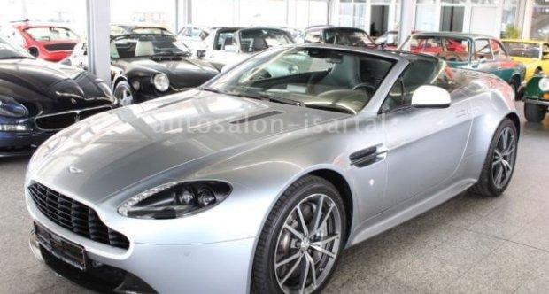 2014 Aston Martin V8 Vantage   S Roadster Sportshift   Skyfall Ed.      Classic Driver Market