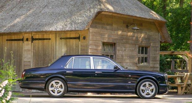 2006 Bentley Arnage T 68 V8 Mulliner Classic Driver Market