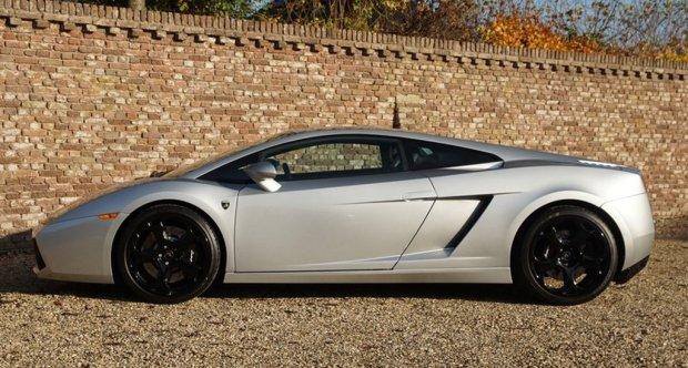 2004 Lamborghini Gallardo 5 0 V10 Classic Driver Market