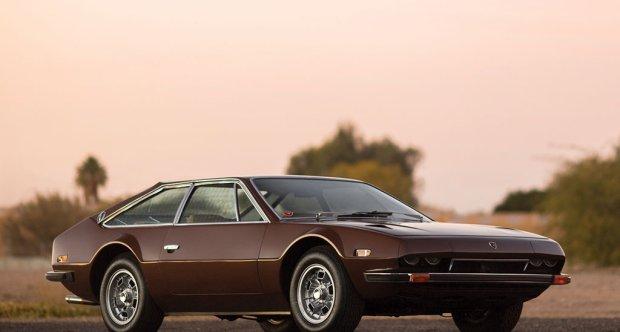 1971 Lamborghini Jarama Classic Driver Market