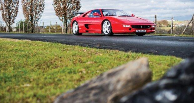 1995 Ferrari F355 F355 Challenge Classic Driver Market