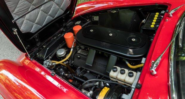 1967 Ferrari 330 - GTC   Classic Driver Market