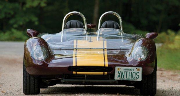 Xanthos B B Classic Driver Market - Xanthos sports cars
