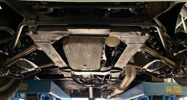 Alfa Romeo Giulietta Sprint lift front