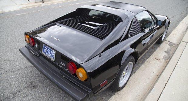 1985 Ferrari 308 GTSi Grand Prix Classics