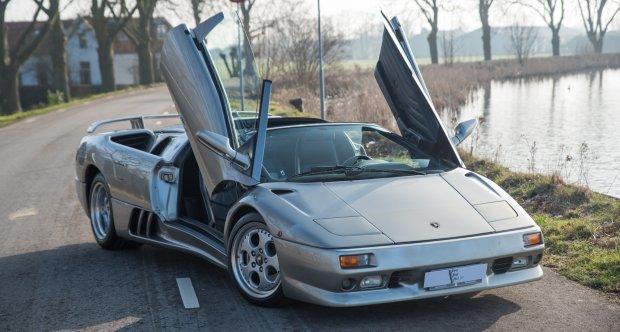 Lamborghini Diablo Roadster