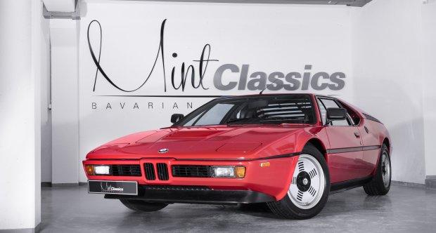 1979 BMW M1 - 1st Paint - FIVA A / 1 - 19.800km | Classic Driver Market