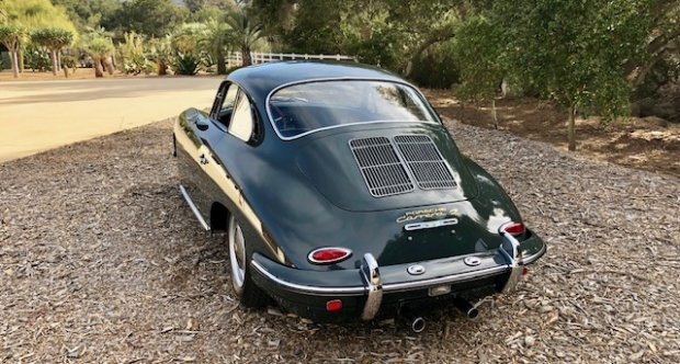 Porsche 356C 2000 GS Carrera 2 Coupe