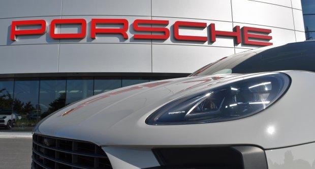 Porsche Macan S | Crayon | Porsche Centre West-Vlaanderen | RS Motors
