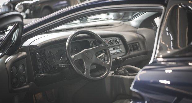 Interior Dash Left