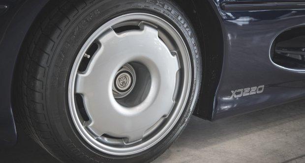 Rear Right Wheel