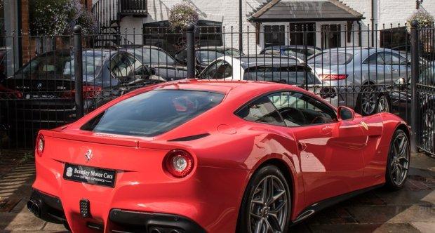 2013 Ferrari F12 - Berlinetta | Classic Driver Market