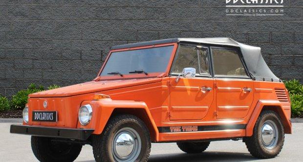 1973 vw 181 thing classic driver market altavistaventures Images