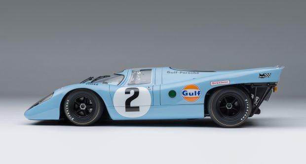 Amalgam Collection Porsche 917K at 1:18 scale