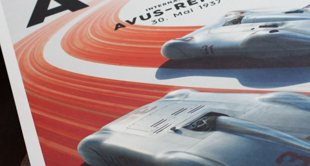 Silver Arrows Poster Collection - 2
