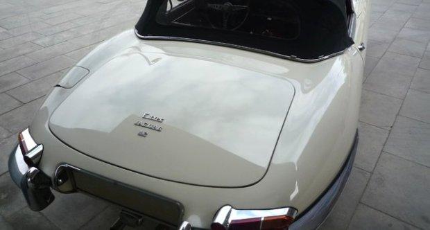 Jaguar E-Type SI Roadster Serie 1  4.2 Lt 1965