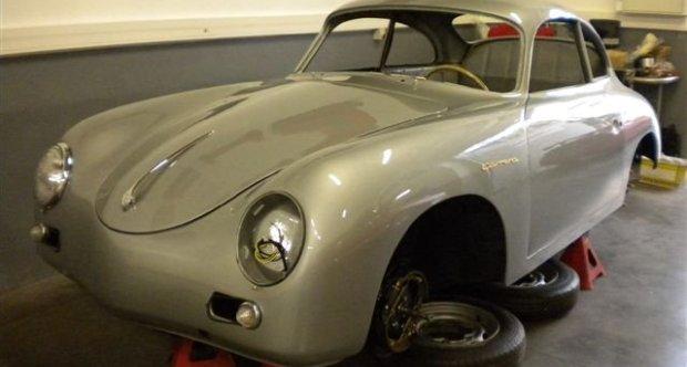Porsche 356  Carrera 1500 GS 1956