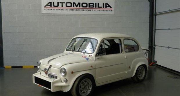 Abarth 1000  TC 1962
