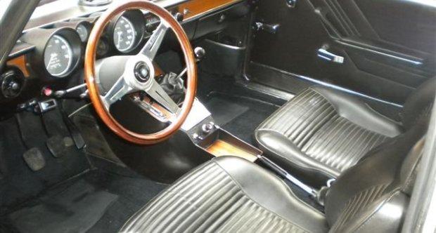 Alfa Romeo 2000 Alfa-Roméo GTV 2000 1973
