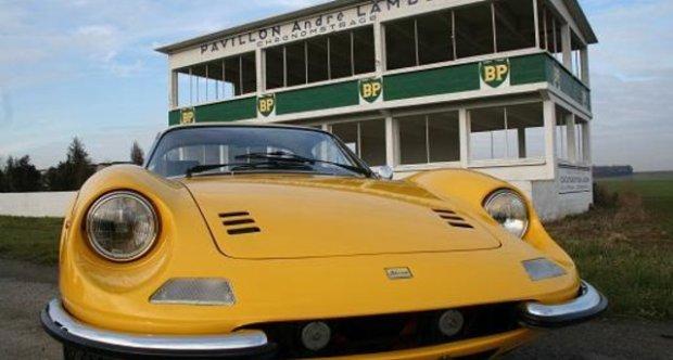 Ferrari 'Dino' 246 GT 1972