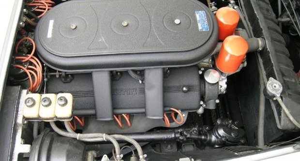 Ferrari 330 GTC SOLD 1967