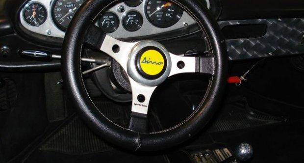 Ferrari 'Dino' 206 GT 1969