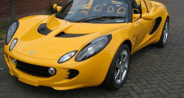 Lotus Elise S HERITAGE 2009