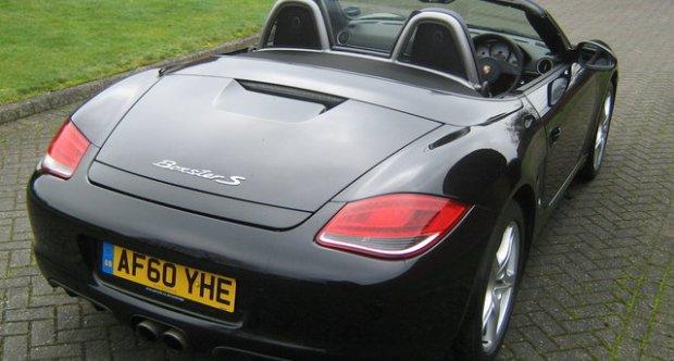 Porsche Boxster S 3.4 MANUAL 2010