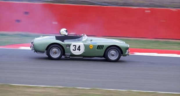 AC Ace Bristol 1956