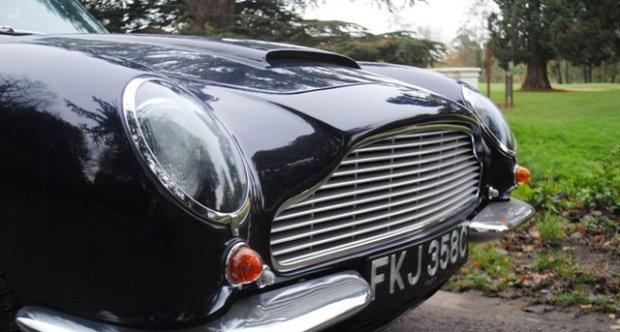 Aston Martin DB6 Vantage 1965