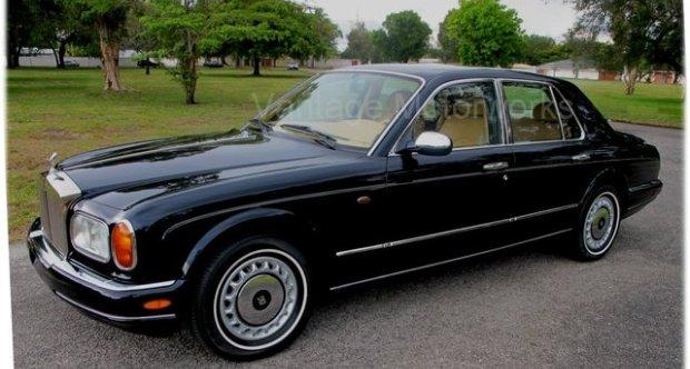 Rolls-Royce Silver Seraph 1999 RR Silver Seraph V12 XCX01561 1999