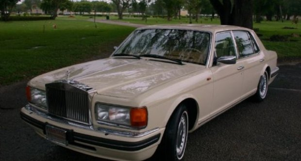 Rolls-Royce Silver Spur  1996 Rolls-Royce Silver Spur - TCX57530 1996