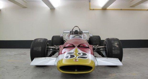 McLaren M10A F5000 1969