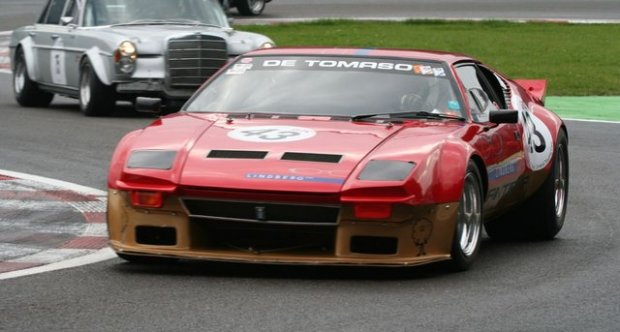 De Tomaso Pantera Group 4 FIA 1971