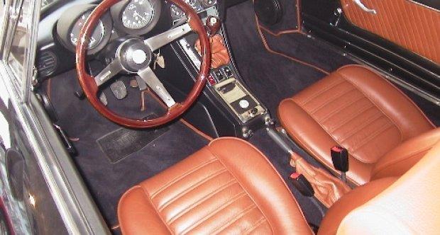 Alfa Romeo Spider 2000 Veloce 1980