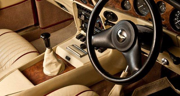Aston Martin V8 to Vantage Spec 1984